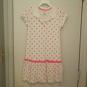 Carter's collared dress NWOT